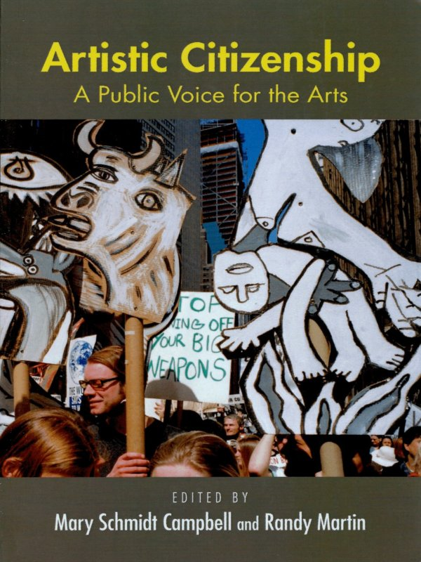Artistic Citizenship - a Public Voice for the Arts