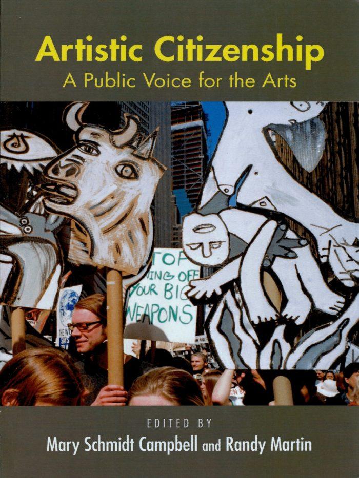 Artistic Citizenship - a Public Voice for the Arts