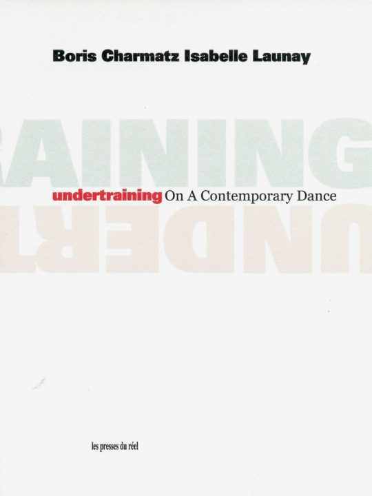 Undertraining – On A Contemporary Dance