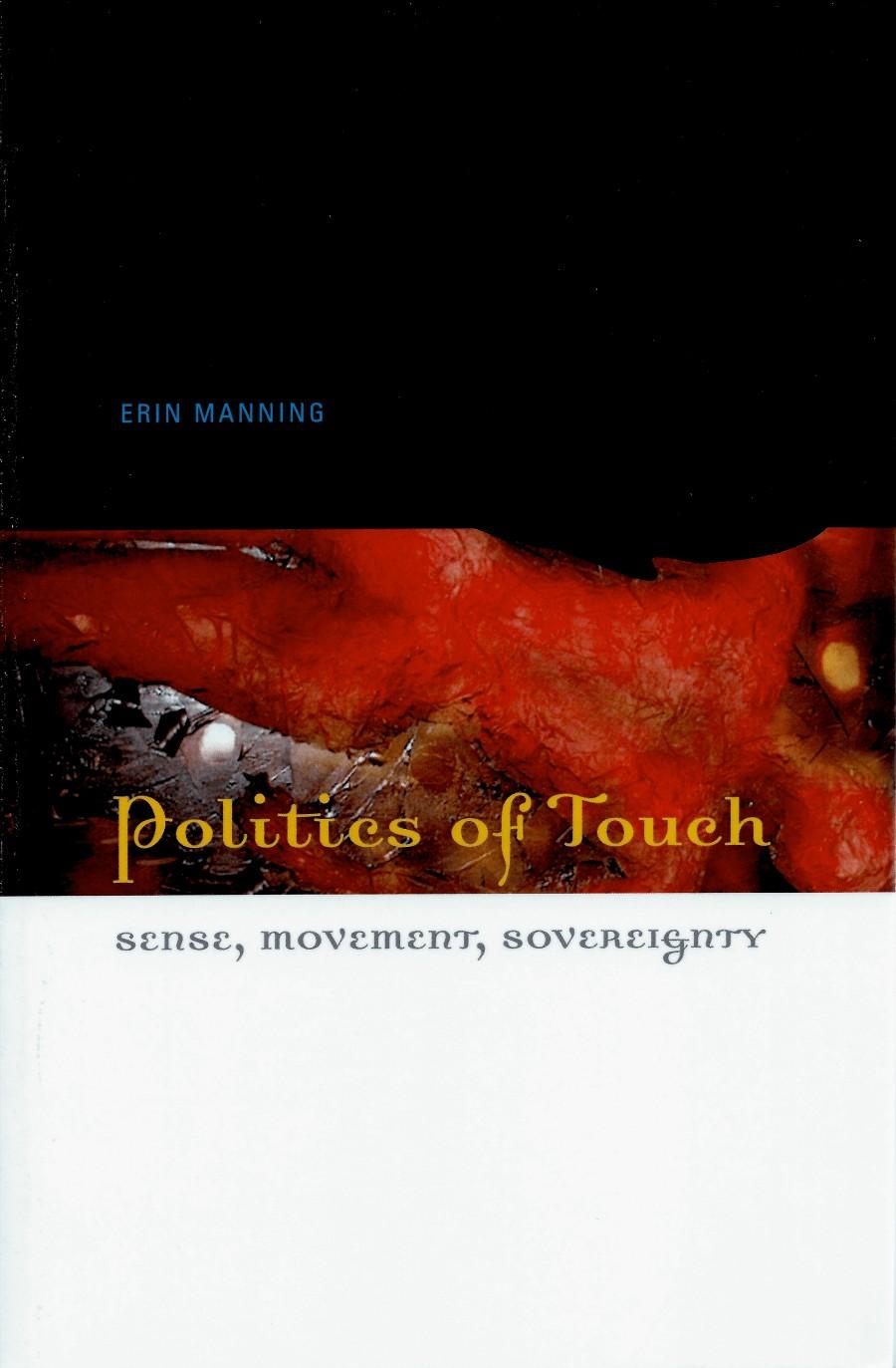 Politics of Touch - Sense