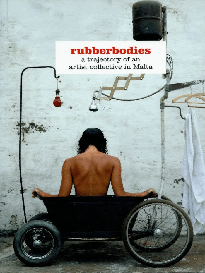 rubberbodies - a trajectory of an artist collective in Malta