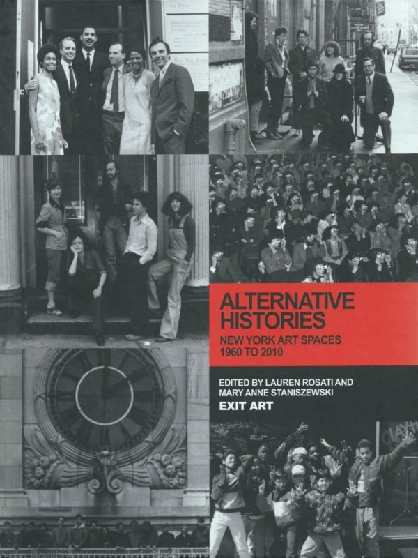 Alternative Histories - New York Art Spaces