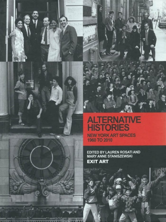 Alternative Histories - New York Art Spaces