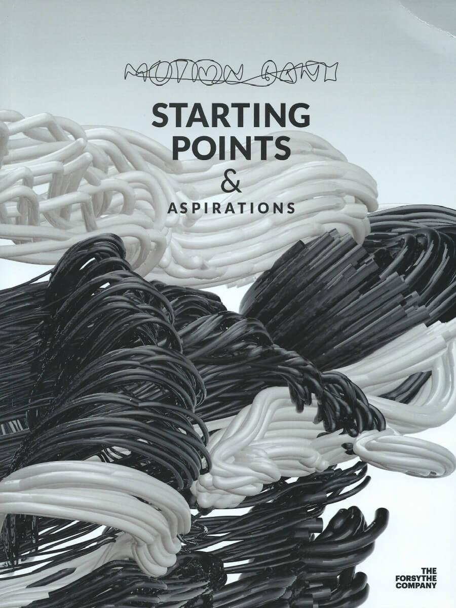 Motion Bank: Starting Points & Aspirations