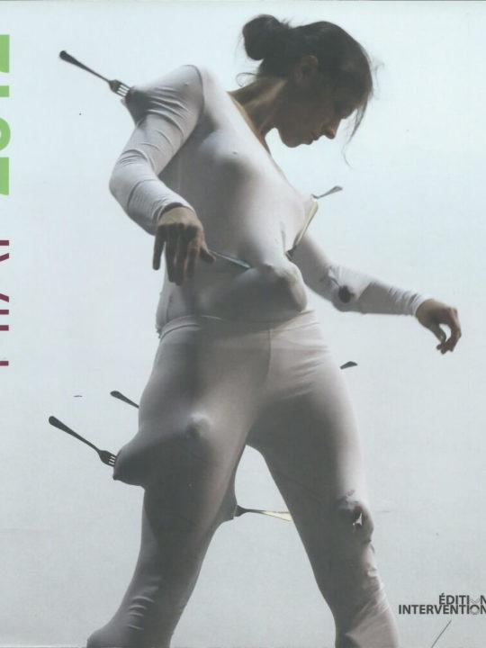 Rencontre internationale d'art performance 2012