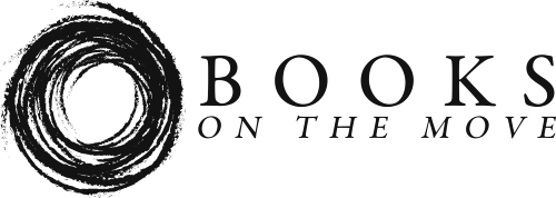 Books on the Move Logo